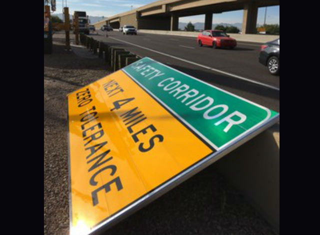 Arizona Begins Installation of State's First Safety Corridors