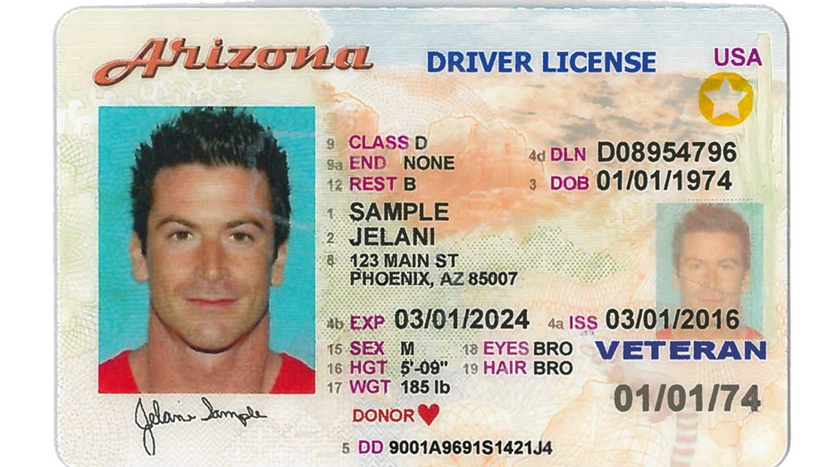 Upgrade to a Travel ID today!